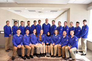 Team Photo Minneapolis Blue Fleece